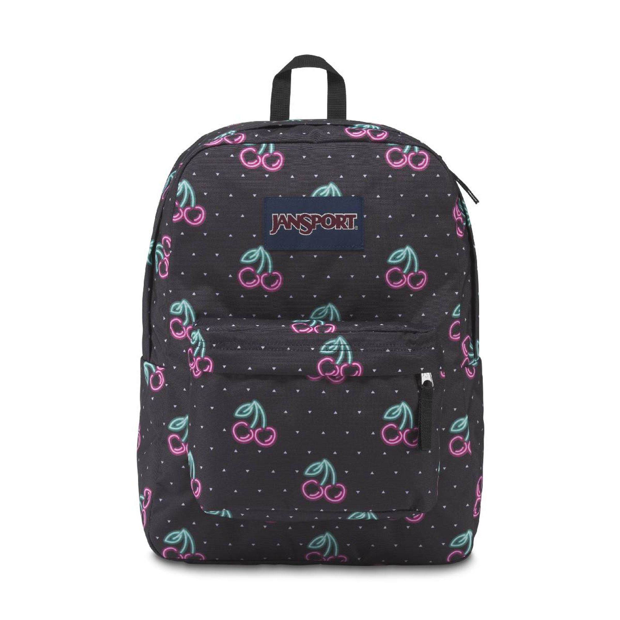 0c31f9934 Jansport Mochila Superbreak Neon Cherries 352-JS00T501-49N - Felix