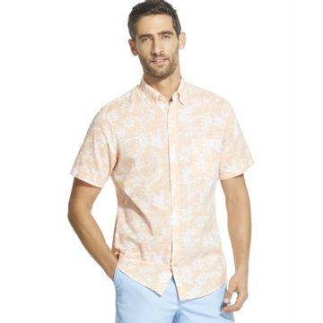 izod-camisa-dockside-short-sleeve-45pw101-835-orange_1