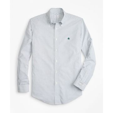 brooks-brothers-non-iron-regent-fit-oxford-stripe-sport-shirt--100115306-green_1