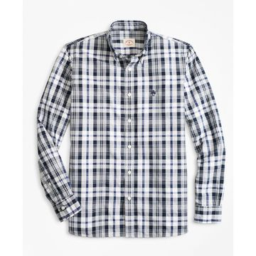 brooks-brothers-plaid-basketweave-oxford-sport-shirt--100115532-white_1