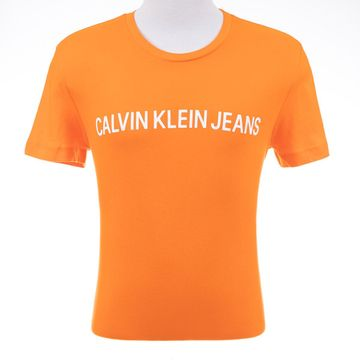 calvin-klein-tshirt--j30j307856-orange_1
