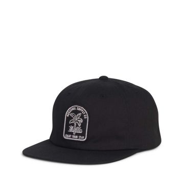 herschel-supply-albert-palm-patch-cap--1089-0612-os-black_1