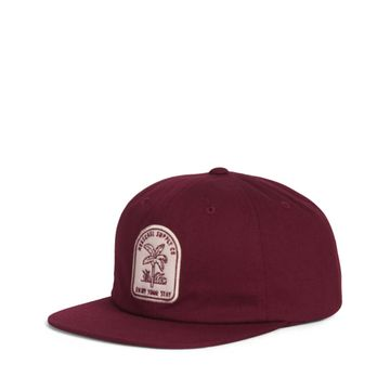 herschel-supply-albert-palm-patch-cap--1089-0617-os-red_1
